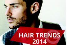 Hair trends 2014 / #stylish #trends #hair #wax