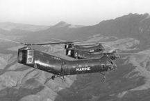 El helicóptero en la guerra de Argelia (01Nov 1954 - 19Mar 1962)