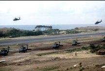 El helicóptero en la guerra de Grenada (25Oct - 15Dic 1983)