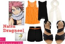 Casual Cosplay Fairy Tail❤️ / Fairy Tail❤️