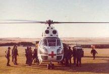El helicóptero en la guerra de Malvinas (1982)