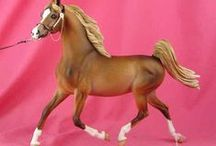 Breyer horses / oh my goodness! ♥ breyer! :) I don't have any, but they're awesome!!!!!!!!!!!! they look so real! :)