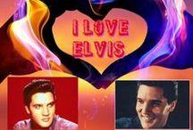 ELVIS <3 / Imagenes creadas por mi de Elvis