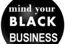 Mind Your Black Business / Online Community for Small Black Businesses