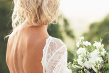 W E D D I N G / Gowns and ideas