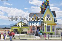 Bucket List / Things I want to do or do again before I die
