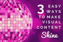 Social Media Visual Content / Best practices, image dimensions, free images, mistakes to avoid, all you have to know about visuals for Social Media and for your Social Media strategy