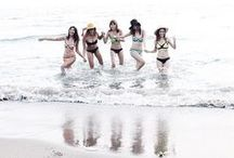 Fun at the Beach / http://otilly.com
