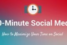 Time Management / How to increase your Social Media Marketing productivity