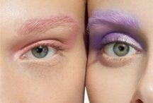 Model / make up, hair / Muse