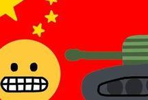 Social Media in China / Les réseaux sociaux en Chine. Actualités, statistiques