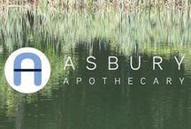 Asbury Apothecary Brand / Asbury Apothecary. Look good from the inside out.