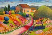 Stefan Silvestru Oil Paintings / Stefan Silvestru Oil Paintings