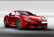 Alfa Romeo / Le immagini più belle delle automobili del Gruppo FCA. Look aggressivo e Dna italiano...