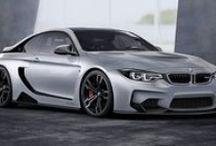 BMW / Look sportivo e moderno, settore premium, qualità ed efficienza.