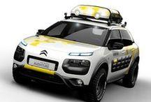 Citroën / Le immagini più belle del gruppo francese. Look moderno e originale. Vasta gamma di modelli.