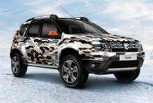 Dacia / Marchio del gruppo Renault. Gamma di veicoli robusti e affidabili al giusto prezzo.
