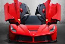 Ferrari / Casa automobilistica italiana più famosa al mondo. Automobili sportive d'alta fascia e da corsa.