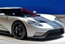 Ford / Le auto più leggendarie del mercato americano.