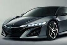 Honda / Casa automobilistica e motociclistica giapponese tra le più importanti al mondo. Auto sportive e prestanti.