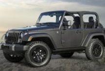 Jeep / Marchio automobilistico statunitense. Vetture spartane, funzionali e inarrestabili.