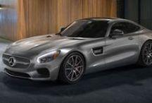 Mercedes-Benz / Marchio leggenda tedesco. Auto di lusso adatte ad ogni situazione.