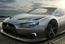 Mitsubishi / Marchio giapponese dalle origini industriali, produce oggi auto sportive e grintose.