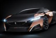 Peugeot / Casa automobilistica francese. Auto sportive e grintose alla portata di tutti.