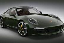 Porsche / Brand tedesco di lusso. Supercar ricercate dal design filante e prestazioni eccezionali.