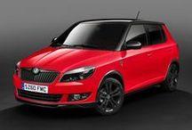 Skoda / Marchio automobilistico ceco proprietà del gruppo tedesco Volkswagen. Produce auto dalle ottime potenzialità a un prezzo contenuto.