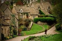 Hiraeth / UK, England, Scotland; places to visit, places to live in
