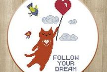 Cross Stitch Patterns by SecretFriends