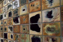Art - Ceramic Tiles / by Margaret Walters