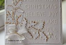 Christmas Cards / by Maureen Hayworth