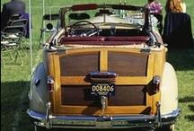Woodys / #Antique #Trucks #Cars #Woody #Woodys #ClassicCar