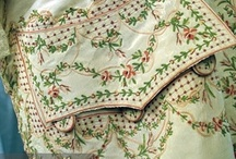 18th Century and Other Ancient Embroidery Inspiration / by Henriette Stein