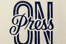 Typography  / by Jerri Johnson