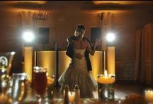 Wedding Lighting Designs / Automated lighting designs for weddings and all social events.