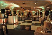 The Bernards Inn - Bernardsville, NJ / Our setups and events at the Bernards Inn