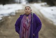 Native Communities / Native American communities are finding their own solutions to the social, legal and economic challenges they face.