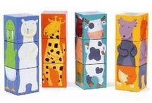 """Мамо-зустріч 2: Веселі комбінації / Пазли, головоломки, кубики, де можна переставляти місцями частинки малюнка і генерувати """"веселі комбінації""""."""