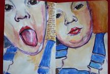 I ♥ My Sketchbook / For me sketching is a way to document the details of my life and cherish the beauty all around me.