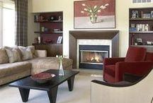 Trendy Living Spaces