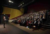 Sfeerimpressie : Theater / Een sfeerimpressie van alle mogelijkheden die het ECI Roermond Theater u biedt