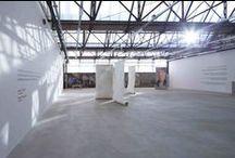 Sfeerimpressie: Expositieruimte ECI Roermond / ECI Cultuurfabriek