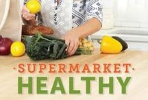 Supermarket Healthy / My second cookbook, Supermarket Healthy: Recipes and Know-How for Eating Well Without Spending a Lot, debuts on Dec. 30, 2014 and proves healthy come cooking is easy, affordable and achievable with ingredients from your neighborhood grocery store. Enjoy recipes that are as friendly to your waistline as they are to your wallet. http://www.melissadarabian.net/books/supermarket-healthy/