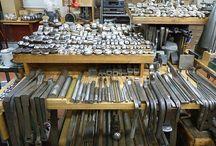 Metal ★ tools, techniques, ideas ★