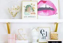 J'adore Decor / Our home style inspiration.