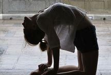 Yoga, styrka, känsla, närhet & motivation
