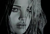 Art Michele / Realistic drawing pencil